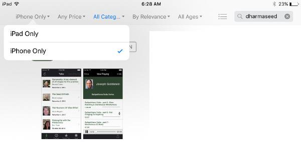 iPad install